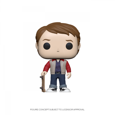 Marty 1955 - Funko Pop! - Back to the Future