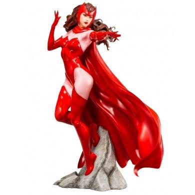 Marvel Comics: X-Men - Scarlet Witch ARTFX+ PVC Statue