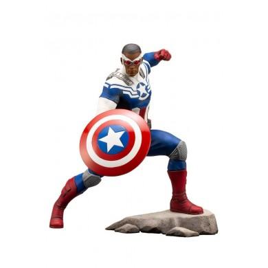 Marvel Comics: Captain America (Sam Wilson) ARTFX+ Statue 1/10
