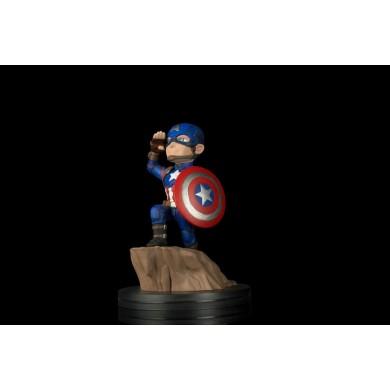 Marvel Comics - Captain America Civil War Q-Figure