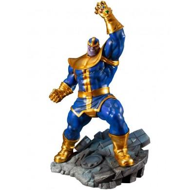 Marvel Universe: Avengers Series - Thanos ARTFX+ PVC Statue