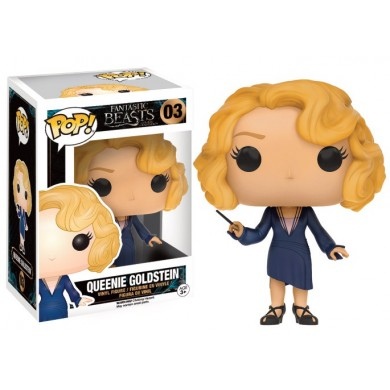 Pop! Movies: Fantastic Beasts - Queenie Goldstein