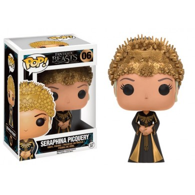 Pop! Movies: Fantastic Beasts - Seraphina Picquery