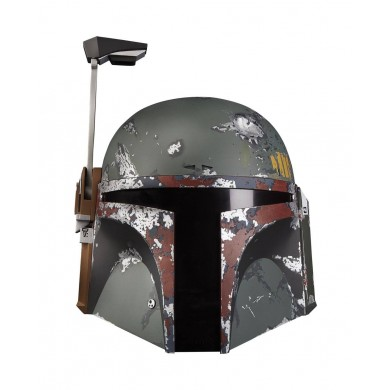 Star Wars: Boba Fett Helmet Black Series Premium
