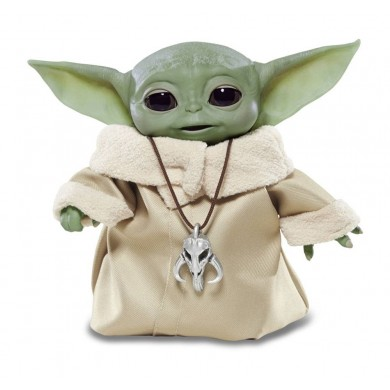 Baby Yoda / The Child Electronic Figue - Star Wars: The Mandalorian