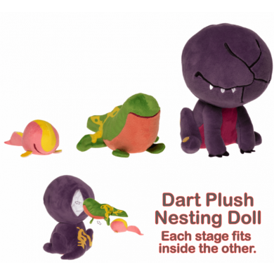 Funko Supercute Plushies Stranger Things - Dart Nesting Doll