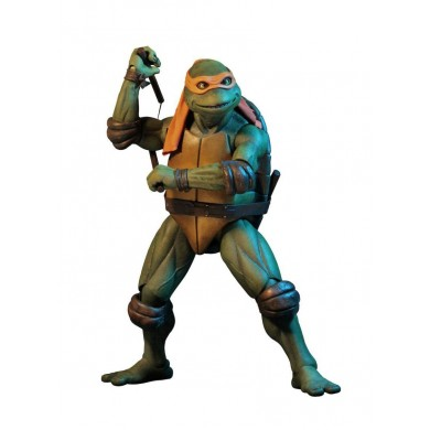 Teenage Mutant Ninja Turtles - Michelangelo Action Figure 1/4 Scale