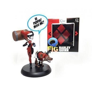 DC Comics: Harley Quinn Q-Figure