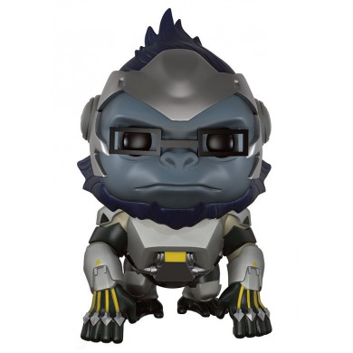 Pop! Games: Overwatch - Winston Oversized