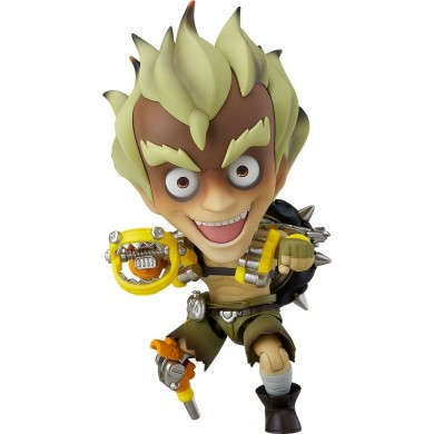 Overwatch - Junkrat Classic Skin Edition Nendoroid Action Figure