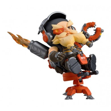 Overwatch - Torbjörn Classic Skin Edition Nendoroid Action Figure