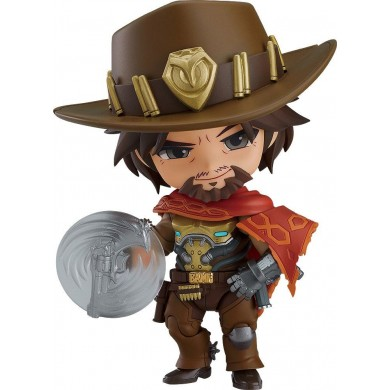 Overwatch - McCree Classic Skin Edition Nendoroid Action Figure
