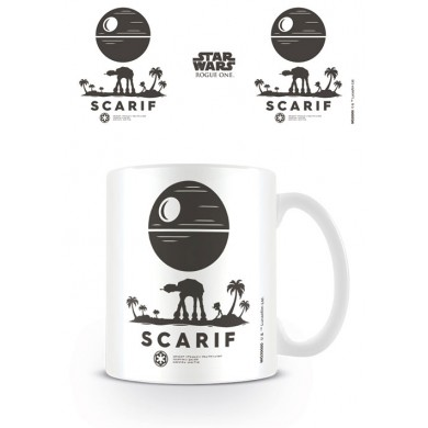 Star Wars: Rogue One - Scarif Symbol Mok