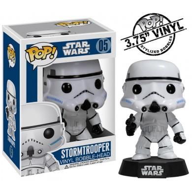 Pop! Vinyl: Star Wars - Stormtrooper