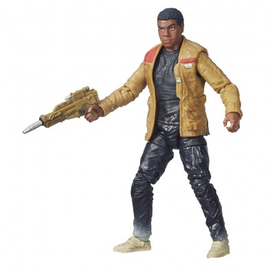 Star Wars: The Force Awakens - Finn (Jakku) Black Series Action Figure