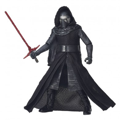 Star Wars: The Force Awakens - Kylo Ren Black Series Action Figure